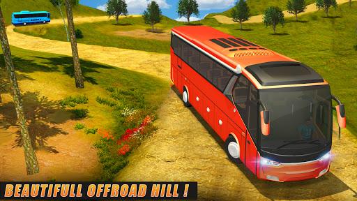 Modern Bus Parking Simulator - City Bus Games 2021 screenshot 2