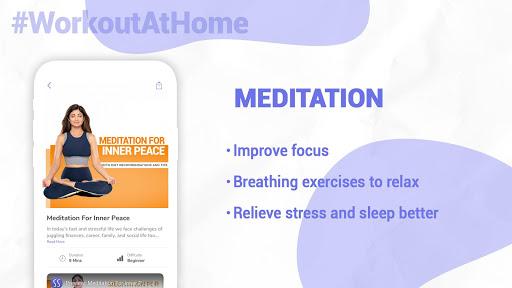 Simple Soulful - Shilpa Shetty: Yoga Exercise Diet 15 تصوير الشاشة