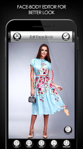 penyunting foto bunga: bingkai, pelekat & kolaj screenshot 3