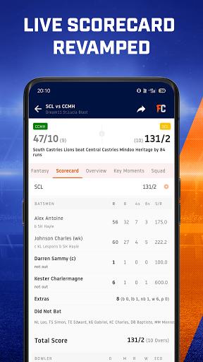 Watch LIVE Cricket & Fast Sports Scores: FanCode screenshot 5