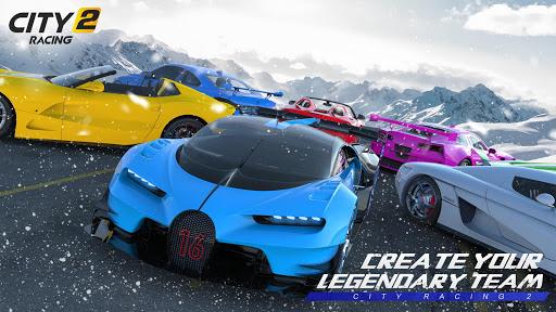 City Racing 2: 3D Fun Epic Car Action Racing Game screenshot 1