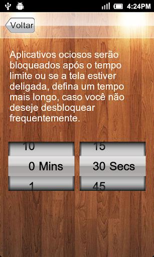 Protetor de App screenshot 5