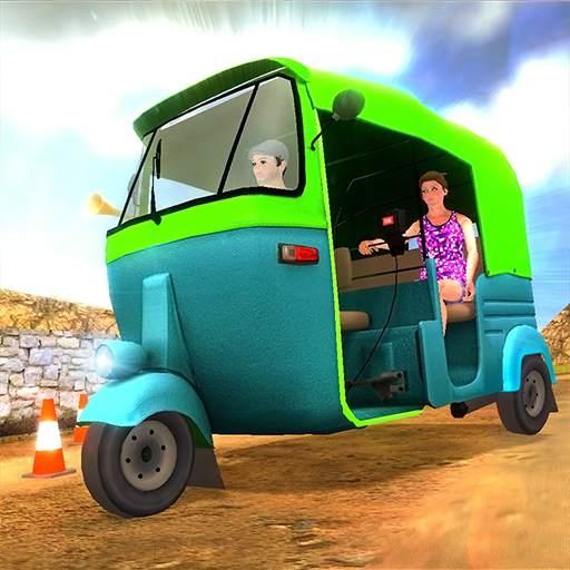 Mountain Auto Tuk Tuk Rickshaw : New Games 2021