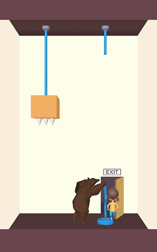 Rescue Cut - Rope Puzzle screenshot 5