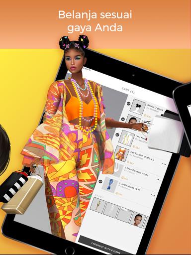 IMVU: social network con amici e chat room screenshot 17