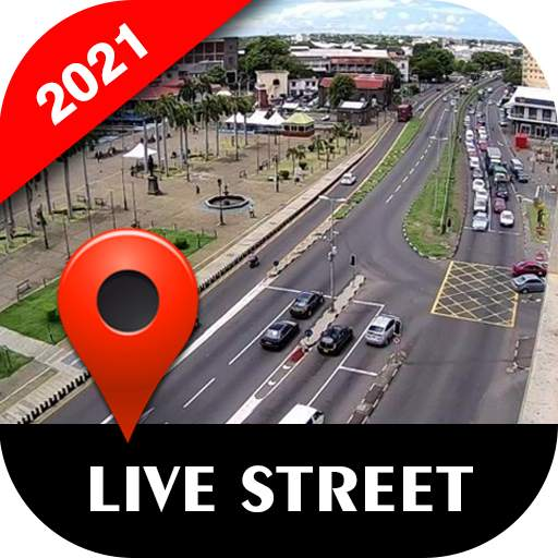 Live Street Map View 2021 - Earth Navigation Maps