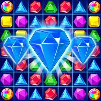 Jewel Crush™ - Jewels & Gems Match 3 Legend on 9Apps
