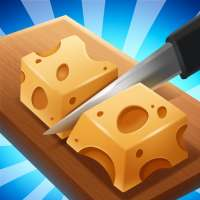 Food Cutting! on 9Apps