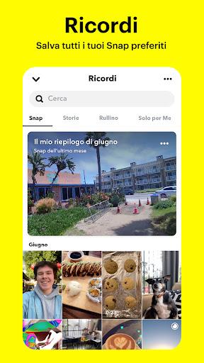 Snapchat screenshot 8