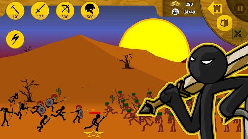 Stick War: Legacy 4 تصوير الشاشة