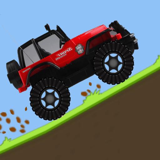 Mountain 4x4 Jeep Race icon