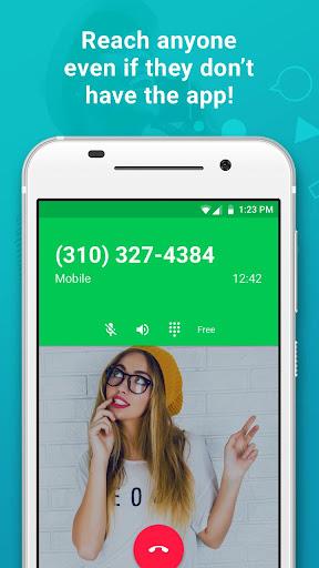Nextplus Free SMS Text   Calls screenshot 2