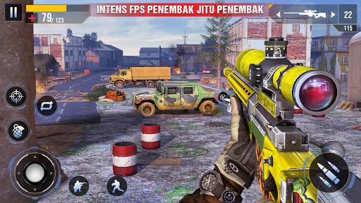 game menembak offline komando screenshot 6
