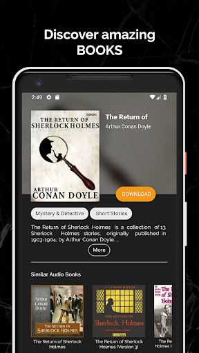 Free Books & Audiobooks screenshot 3