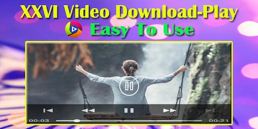 XXVI Video Downloader Superfast App India 2020 screenshot 2