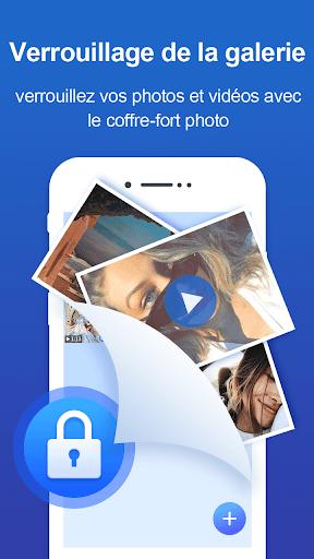 Verrou d'appli - Verrou par code et motif screenshot 1
