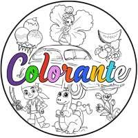 Colorante - Dibujos para colorear para niños on 9Apps