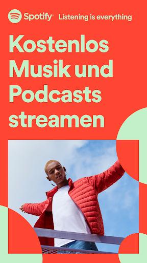 Spotify: Musik und Podcasts screenshot 1
