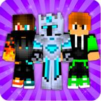 Boys Skins For Minecraft PE on 9Apps