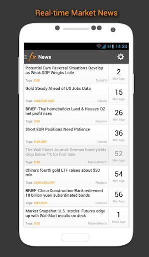 Lịch Forex, Thị trường,Tin tức screenshot 7