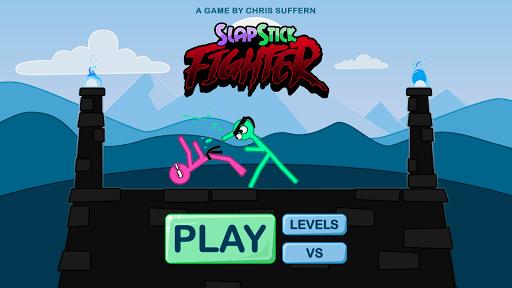 Slapstick Fighter - Stickman Ragdoll Fighting Game screenshot 1