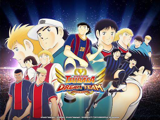 Captain Tsubasa: Dream Team screenshot 13