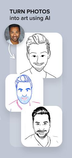 SketchAR Create Art and get NFT instantly screenshot 2