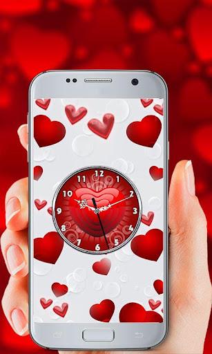 Love Clock screenshot 1