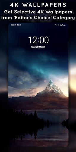 4K Wallpapers - Auto Wallpaper Changer screenshot 5