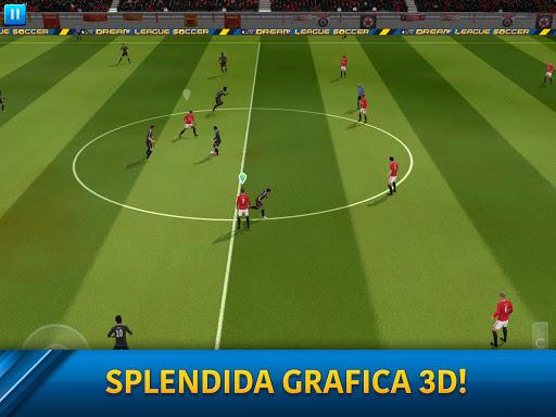 Dream League Soccer screenshot 12