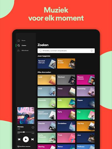 Spotify - Muziek en podcasts screenshot 13