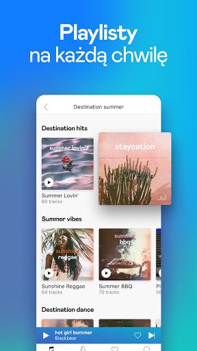 Deezer: muzyka, playlisty i podcasty screenshot 4