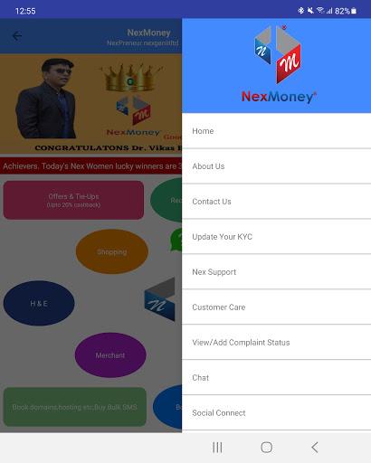 NexMoney App Wallet: Innovative Ways Of Earning... скриншот 15