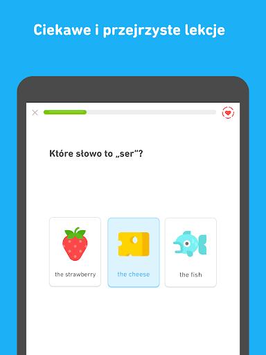 Angielski za darmo z Duolingo screenshot 7