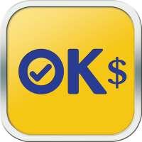 OK $ on 9Apps