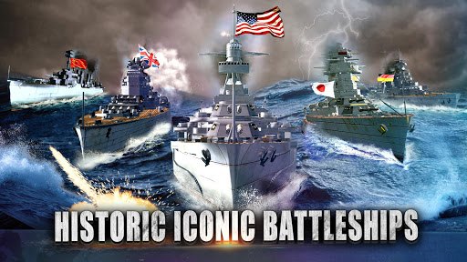 Warship Rising - 10 vs 10 Real-Time Esport Battle screenshot 3