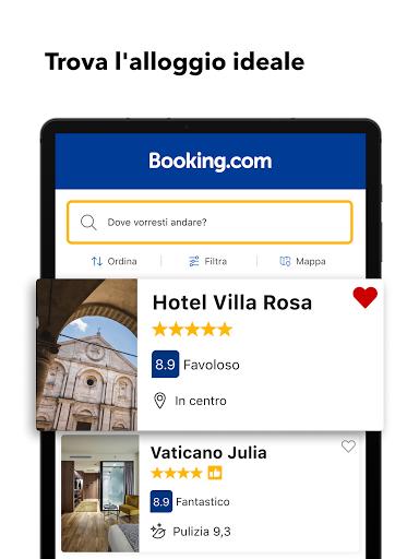 Booking.com prenotazioni hotel screenshot 8