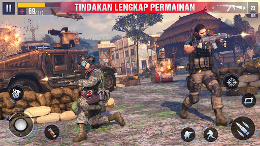 game menembak offline komando screenshot 4