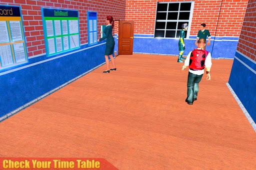 Virtual High School Teacher 3D screenshot 10