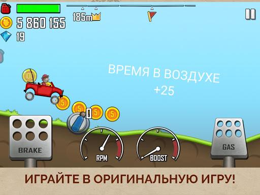Hill Climb Racing скриншот 6