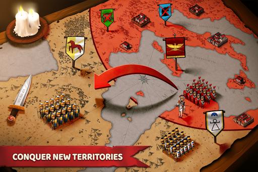 Grow Empire: Rome screenshot 3