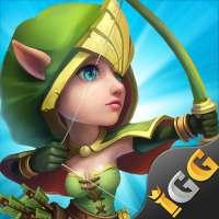 Castle Clash: Guild Royale on 9Apps