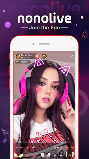 Nonolive - Live Streaming & Video Chat स्क्रीनशॉट 4