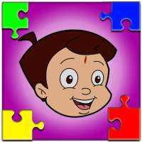 Bheem puzzle Game - Bali Movie on 9Apps
