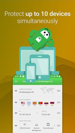 VPN by Private Internet Access screenshot 5