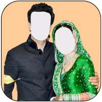 Islamic Beautiful Couples Frames on 9Apps