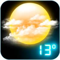 Weather Neon on 9Apps