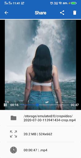 Trim & Crop Video screenshot 3