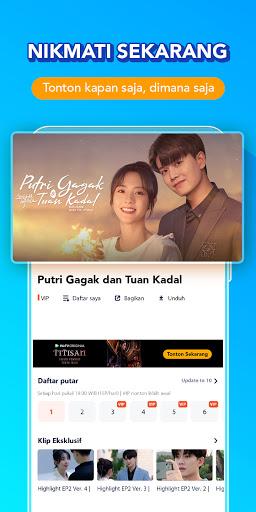 WeTV - Nonton hiburan Asia terbaik! screenshot 2