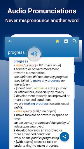 Oxford Dictionary of English screenshot 3